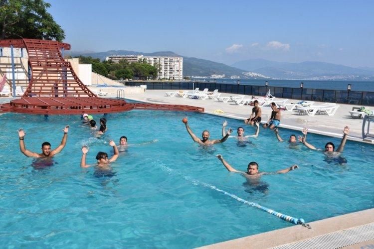 Bursa Gemlik Belediyesi, Gençlik Kampı kapılarını açtı