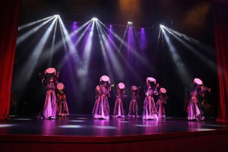 Bursa'da Halk Dansları Şöleni başlıyor