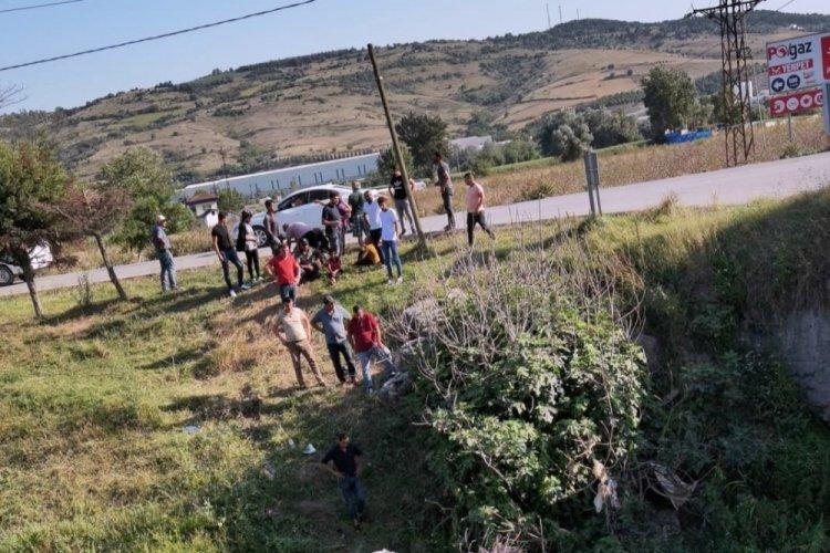 Bursa Yenişehir'de kazada yaralanan mevsimlik işciler taburcu ediliyor