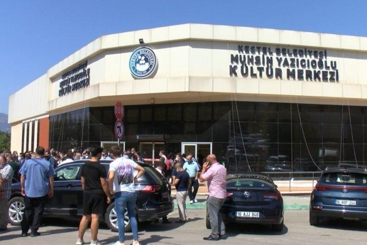 Muhsin Yazıcıoğlu Kültür Merkezi, Bursa Kestel'de törenle açıldı