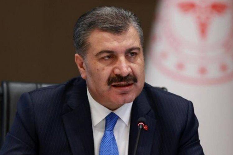 Sağlık Bakanı Koca, toplam yapılan aşı miktarını açıkladı