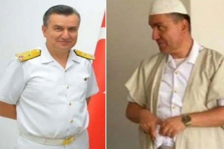 Sarıklı amiral Mehmet Sarı görevden alındı