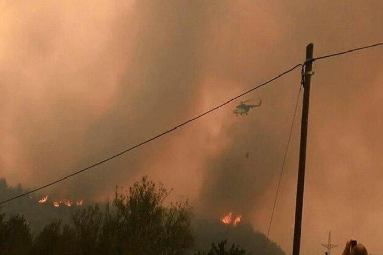 THK'dan yangınlar için araç verilmiyor iddiasına açıklama