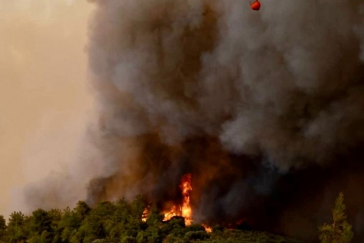 Manavgat'tan alevler yükseliyor! Bir noktada daha yangın çıktı
