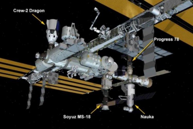 Uzay İstasyonu'nda Rus modülü yanlışlıkla ateşlendi