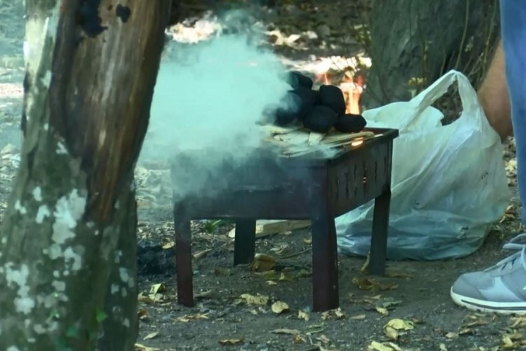 Yasağa ve uyarılara rağmen piknikçiler akıllanmıyor
