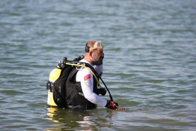 Baraj gölünde kaybolan 3 kişi aranıyor
