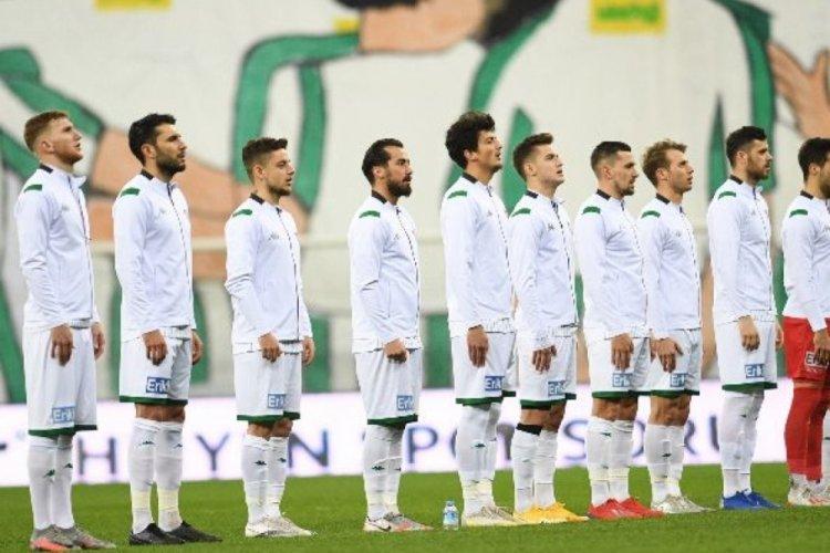 Bursaspor'un ilk 3 maçının tarihi belli oldu