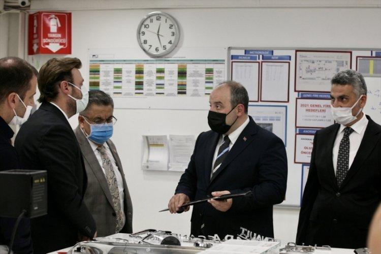 Bakan Varank, Bilecik'te ziyaretlerde bulundu