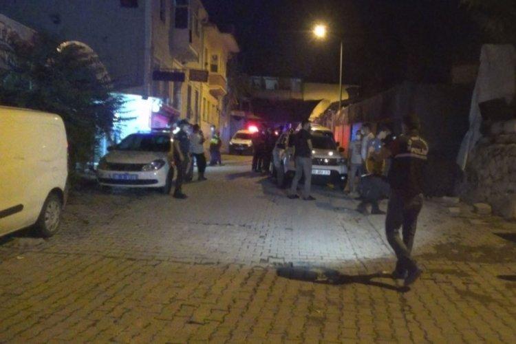 İzmir'de yabancı uyruklu gruplar arasında kavga