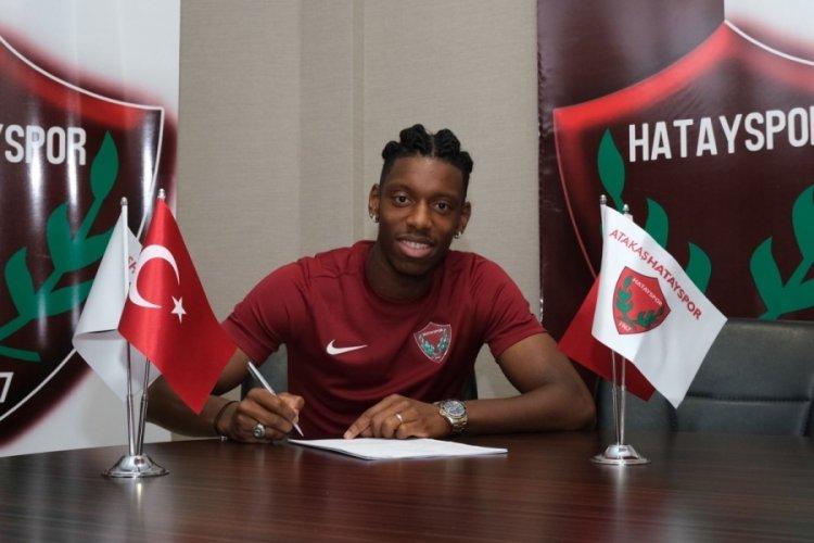 Hatayspor'dan yeni transfer
