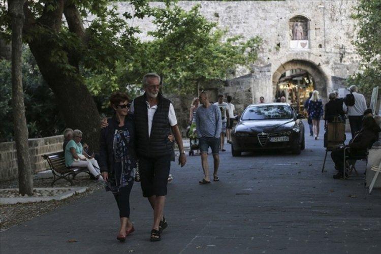 Yunanistan'da vakalar yükselişe geçti