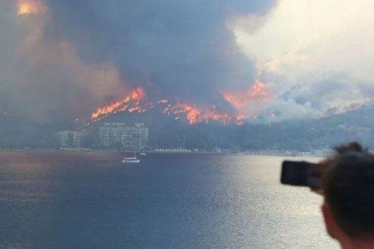 Herkes cevabını merak ediyor: Orman yangınları nasıl aynı anda başladı?