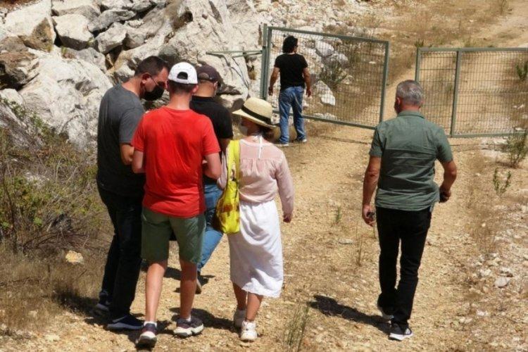 Antalya'da Rus turistler polisi alarma geçirdi!