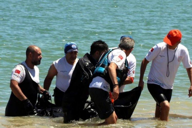 Kayseri'de baraj göletinde kaybolan 3 kişinin cansız bedenleri bulundu