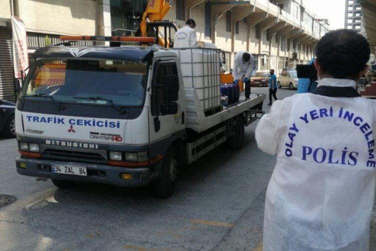 İstanbul Başakşehir'de uyuşturucu operasyonu