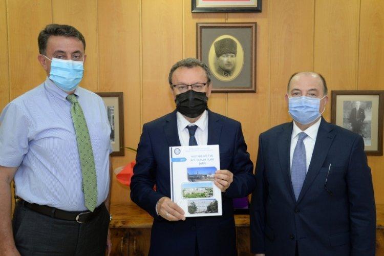 """Bursa Uludağ Üniversitesi Hastanesi'nin, """"Afet ve Acil Durum Planı"""" yayımlandı"""
