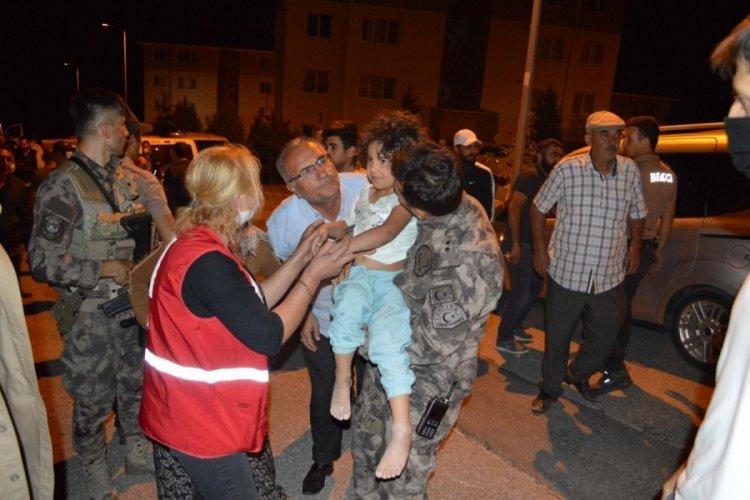 Kaybolan 5 yaşındaki Nisanur, 7 saat sonra bulundu