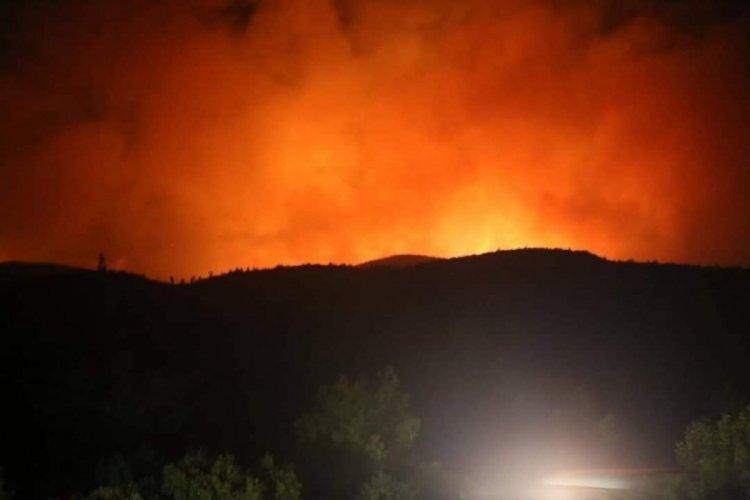 Yangınlar devam ediyor!