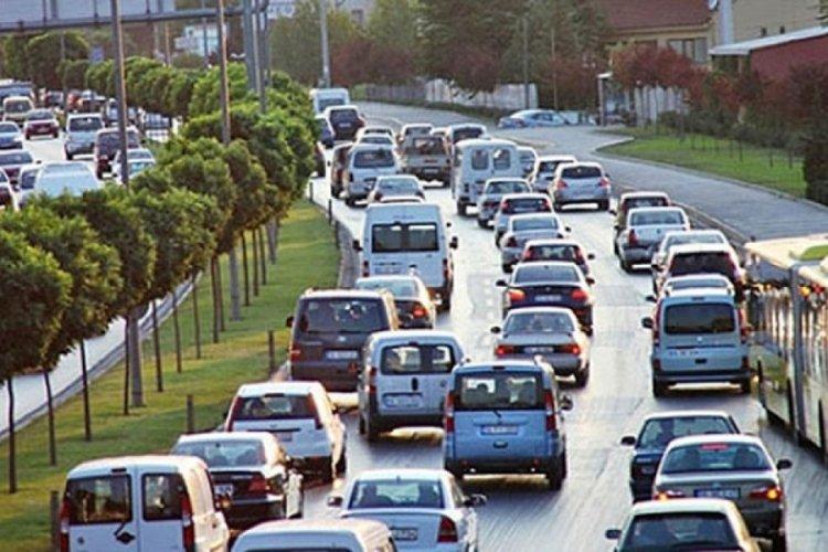 Bursa'da o yola dikkat! (1 Ağustos 2021)