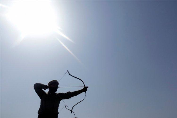 Okçuluk Büyükler Türkiye Şampiyonası Bursa'da gerçekleştirildi
