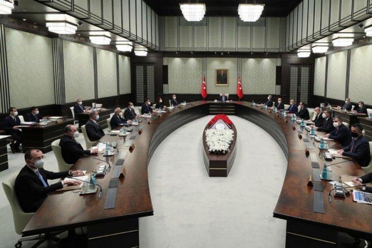 Kabine toplantısı yarın yapılacak