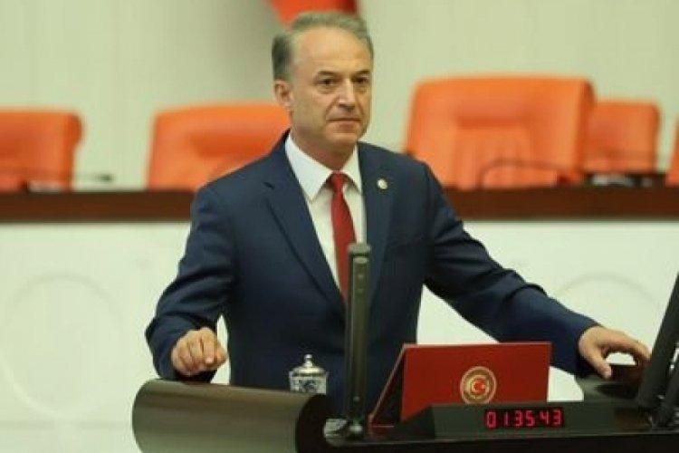 Bursa Milletvekili Yüksel Özkan'dan orman yangını açıklaması