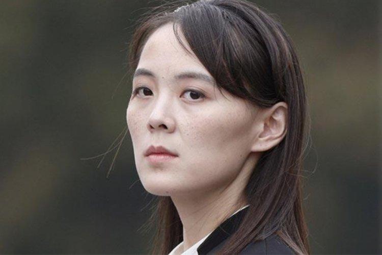 Kim Yo-jong'dan Güney Kore-ABD gerilimi artırabileceği uyarısı