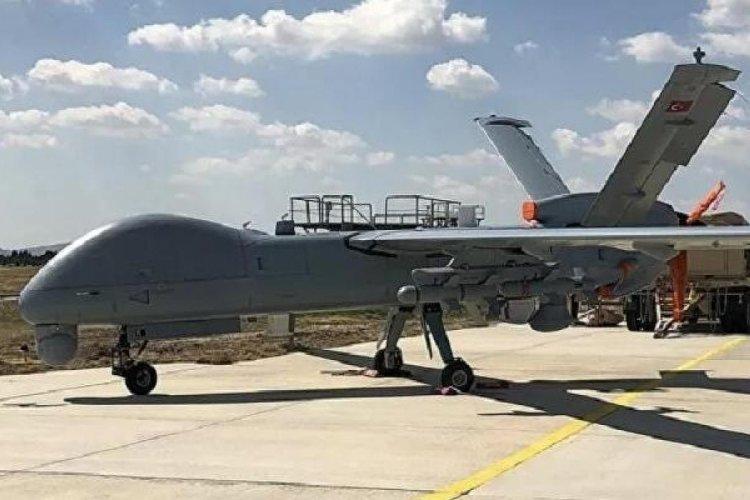 MSB duyurdu! 2 Anka SİHA, Hava Kuvvetleri'ne teslim edildi