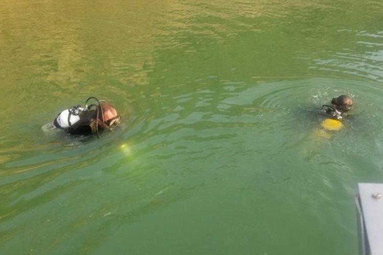 Denizli'de serinlemek için girdiği gölette can verdi