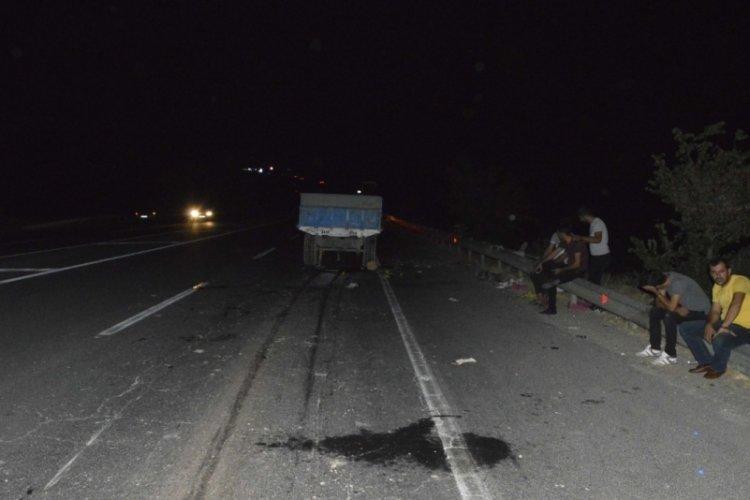 Adıyaman'da feci kaza: 8 yaralı