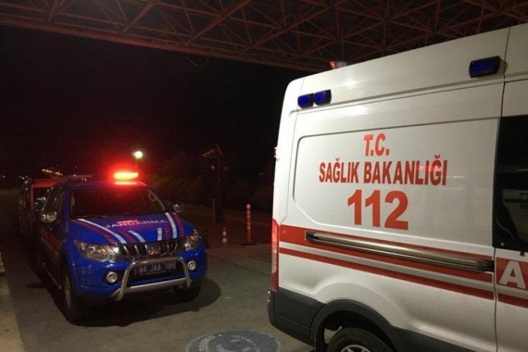 Malatya'da arazi kavgası! 1 ölü, 1 ağır yaralı