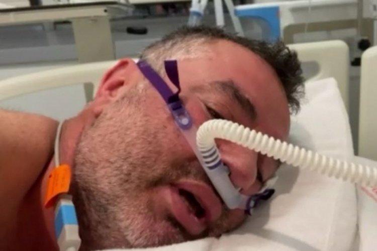 """Korona hastası Nurettin Karabük: """"Keşke aşı olsaydım, uyarıları dinlemedim"""""""