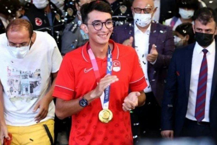 Olimpiyat şampiyonu Gazoz Türkiye'de