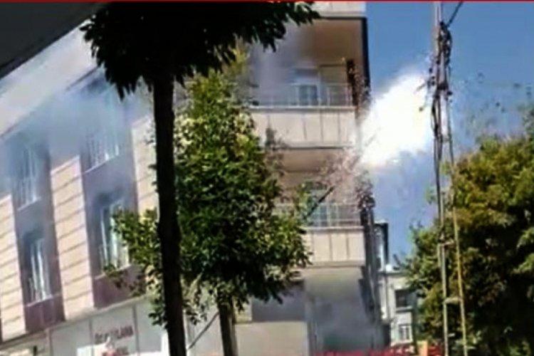 İstanbul Avcılar'da elektrik kesintisine tepki!