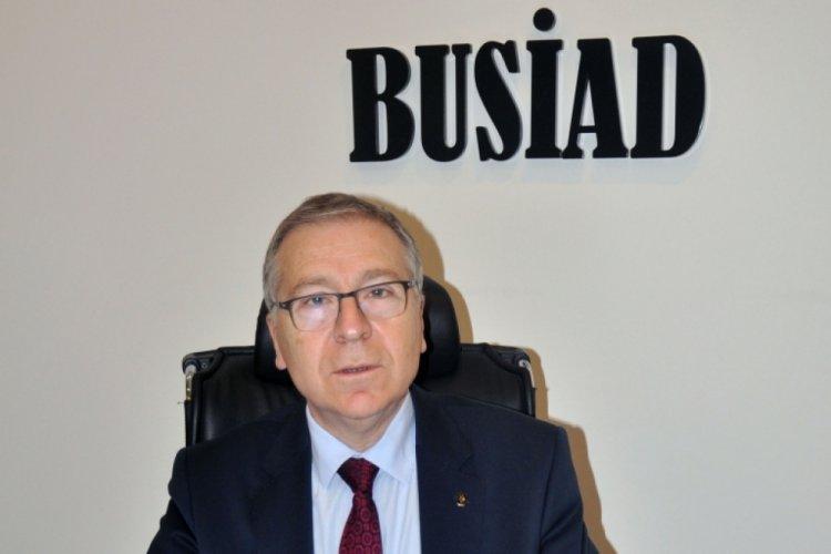 Bursa Sanayicileri ve İşinsanları Derneği Başkanı Türkay: Önemli bir eşik aşıldı