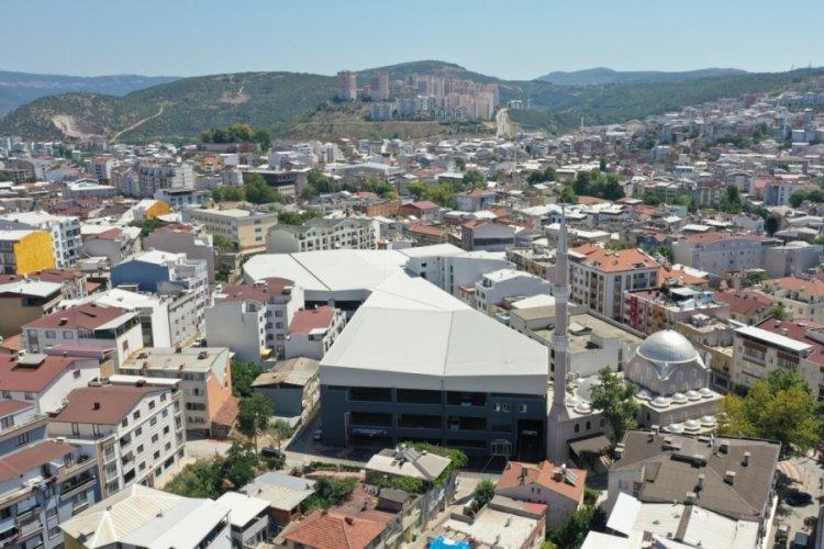 Bursa'ya yeni otopark ve pazar alanı!