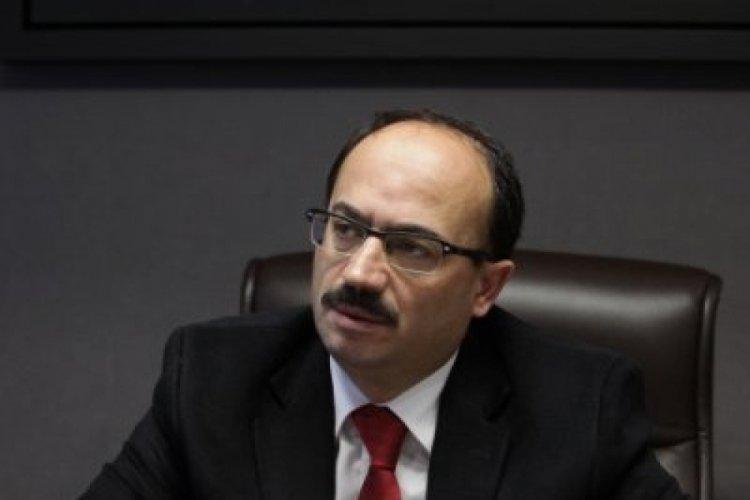 Bursa Milletvekili Osman Mesten, Özbekistan Başbakan Müsteşarı Hayriddinov ile görüştü