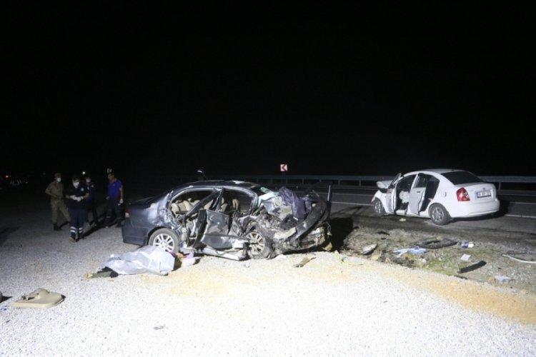 Feci kazada 3 kişi öldü!