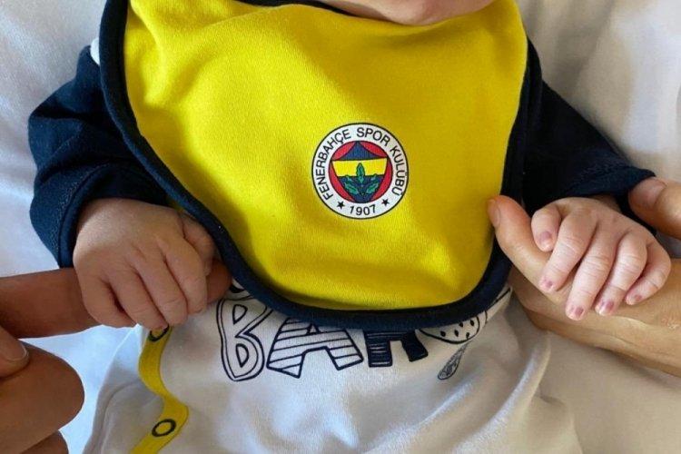 Fenerbahçeli Serdar Dursun baba oldu