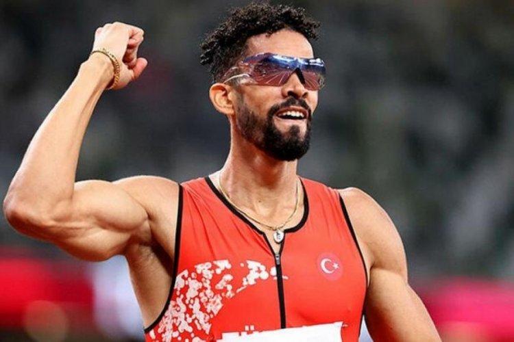 400 metre engellide Yasmani Copello 6. oldu!
