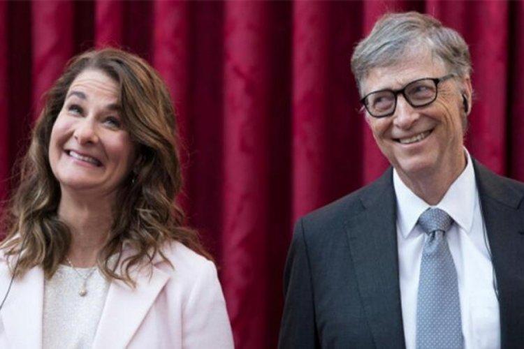 Bill ve Melinda Gates resmen boşandı