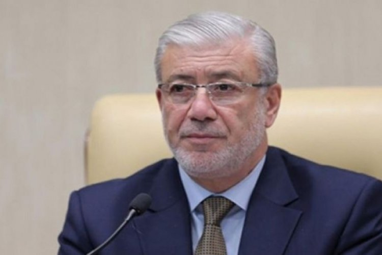 Irak Meclis Başkan Yardımcısı el-Haddad'dan 'geçmiş olsun' telefonu