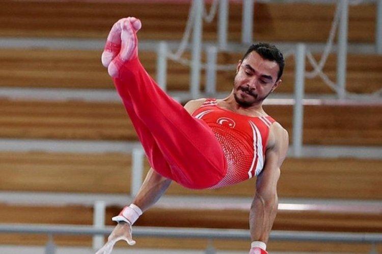 Milli sporcu Ferhat Arıcan, madalya kazanan ilk cimnastikçi oldu!