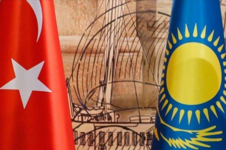 Kazakistan'ın en büyük 5. ticaret ortağı Türkiye oldu!