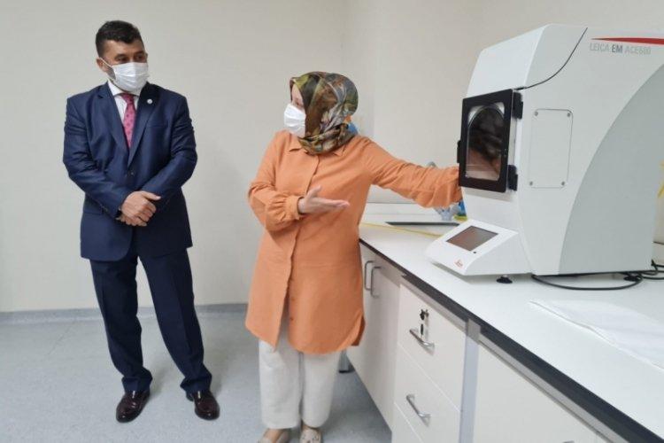 Bursa Teknik Üniversitesi fark yaratıyor: AR-GE'ye ayrılan payda devlet üniversiteleri arasında ikinci sırada