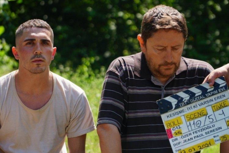 Yıldız futbolcu 'İyi Ki Varsın Eren' filminde rol alacak