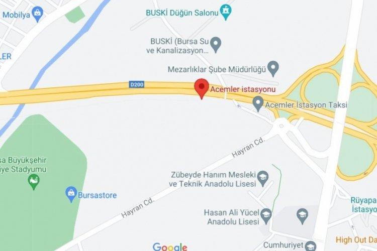 Bursa'da otobüs aktarma istasyonu değişikliği yapıldı!