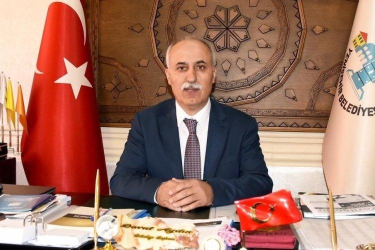"""Bursa Yenişehir Belediye Başkanı Aydın: """"Haydi Yenişehir birlik olma günüdür"""""""