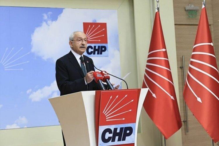 Kılıçdaroğlu: Yanan alanlarda ranta açılacak bir avuç toprağı bile yanlarına bırakmam